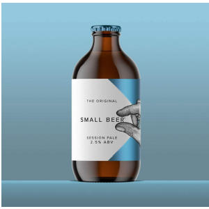 Sustainable, Vegan & Natural Small Beer