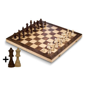 Smart Tactics Folding Chess Set