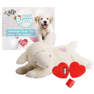 Snuggle Sheep Pet Behavioral Aid Toy