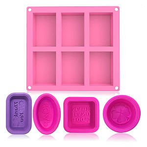 Soap Making Molds 10 Cavity