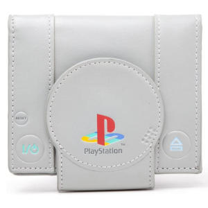Sony Playstation Console Shaped Wallet