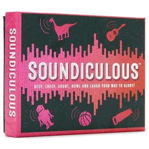 Soundiculous - Hilarious Family Game