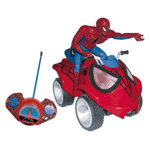 Spiderman RC Quad Bike