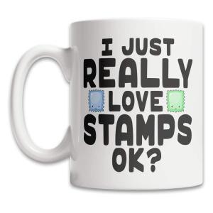 Stamp Lovers Mug