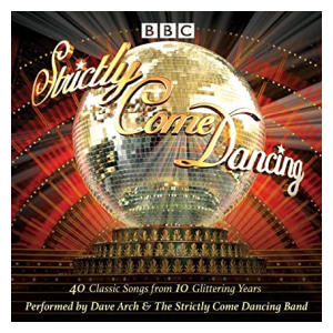 Strictly Come Dancing CD