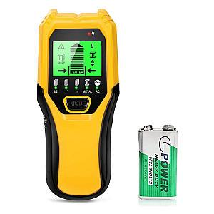 Stud Finder Wood Metal Detector