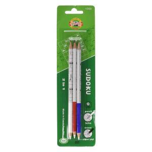 Sudoku Graphite Pencil with Eraser