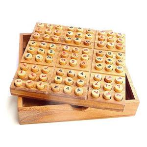 Sudoku Wooden Puzzle