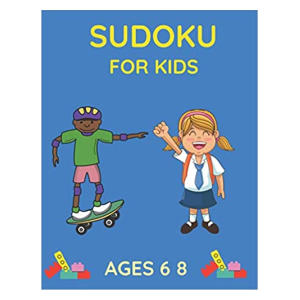 Sudoku for Kids Ages 6 - 8