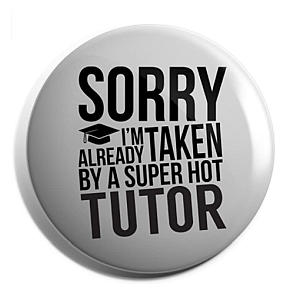 Super Hot Tutor Badge