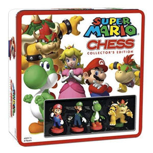 Super Mario Chess Game
