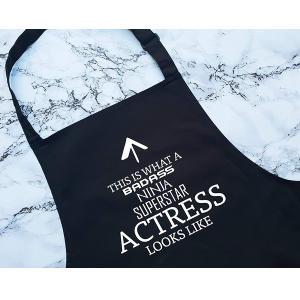 Novelty Actress Apron