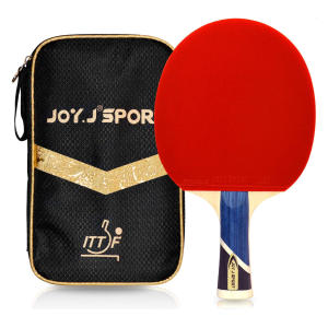 Table Tennis Bat with Case