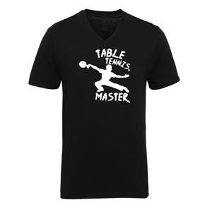 Table Tennis Master T Shirt