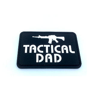 Tactical Dad Airsoft Paintball Morale Patch