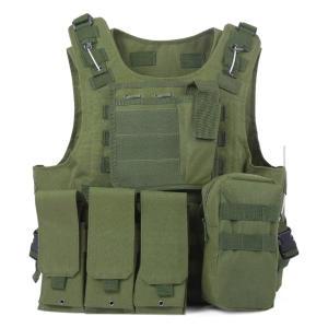 Tactical Molle Air Soft Vest