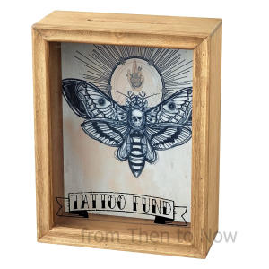 Tattoo Fund Money Box