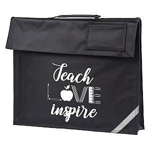 Teach Love Inspire Book Bag