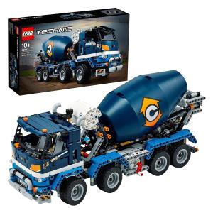 Technic Concrete Mixer Truck Toy