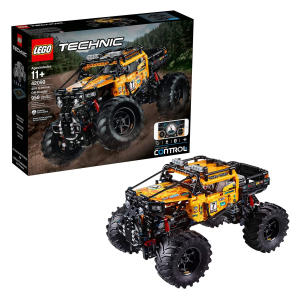 Technic Control+ 4x4 X-treme Off-Roader Truck