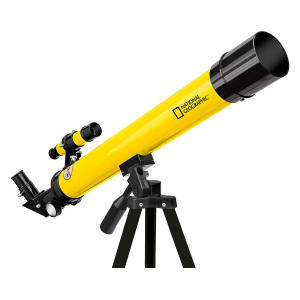 Telescope With Mount And Tripod