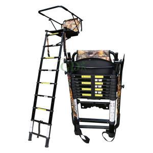 Telescopic Hunting Ladder Seat