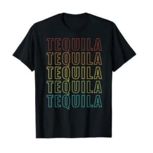 Tequila Rainbow T-Shirt