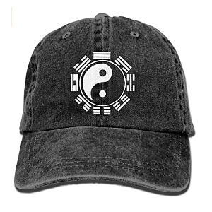 Thai Chi Denim Baseball Cap