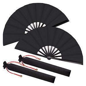 Thai Chi Folding Fan
