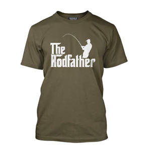 The Rodfather Men's T Shirt