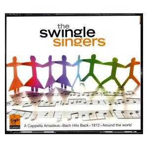 The Swingle Singers-A Cappella Amadeus