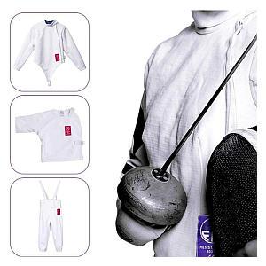 Three-Piece Fencing Suit