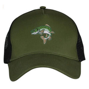 Trout Fishing Baseball Cap