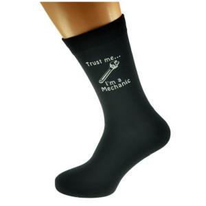 Novelty Mechanic Socks
