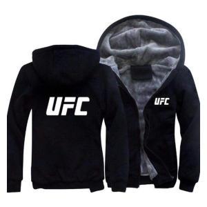 UFC Printed Hoodie