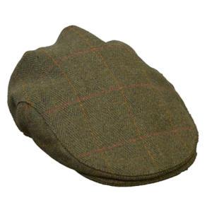 Uni-Sex Derby Tweed Flat Cap