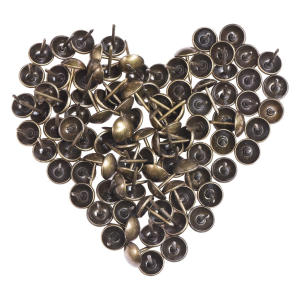 Upholstery Tacks Antique Brass Furniture Nails