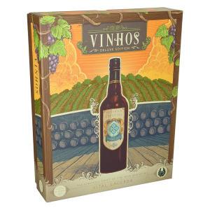 Vinhos Deluxe Board Game Strategy