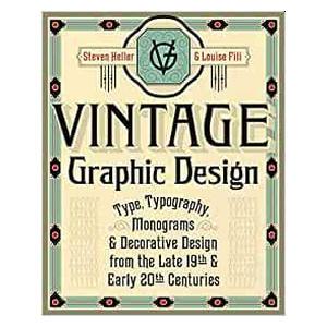 Vintage Graphic Design - Steven Heller