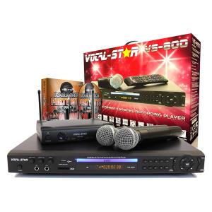 Vocal-Star VS-800 Karaoke Machine