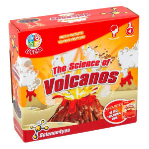 Volcano First Steps In Geology