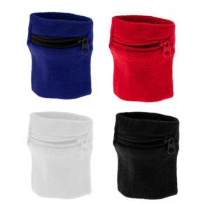 Wallet Zipper Wrist Support Strap