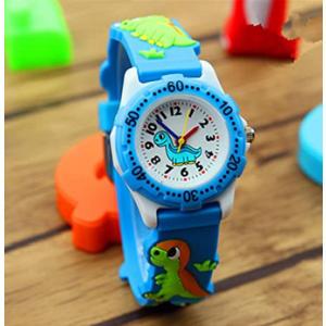 Cartoon Digital Silicone Wristwatch