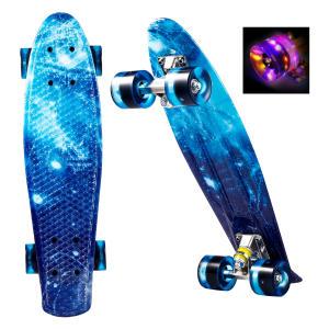 WeSkate Skateboard Complete Mini Cruiser 22inch
