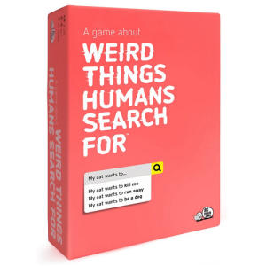 Weird Things Board Game