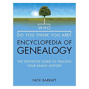 Who Do You Think You Are - Nick Barratt