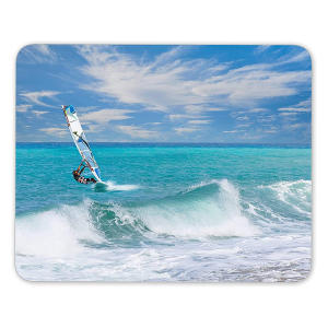 Windsurfing Mouse Mat