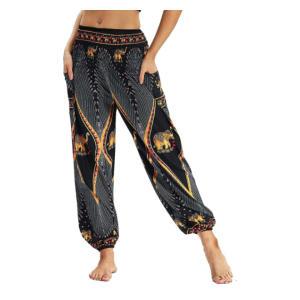 Women's Harem Hippie Pants
