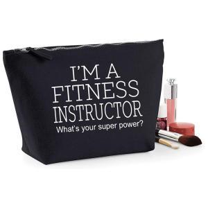 Fitness Instructor Make Up Bag