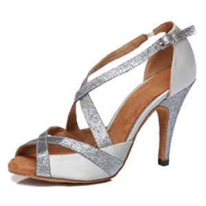 Women's Salsa Stiletto High Heel Shoe